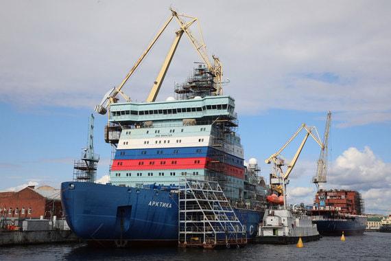 normal 1nsk «Роснефть» может получить единственного проектировщика атомных ледоколов