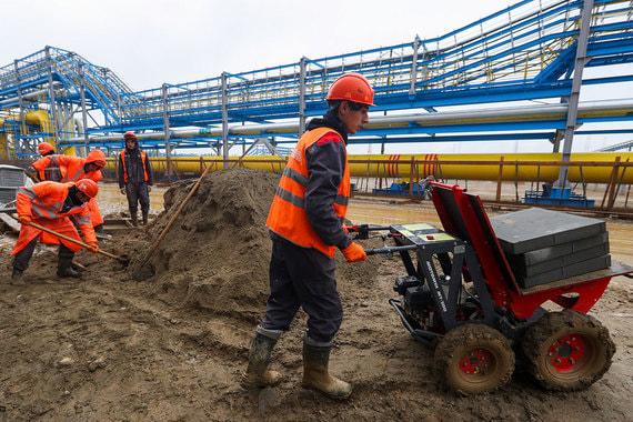 normal 1twv «Газпром» изучит вариант поставки газа в Китай через Монголию