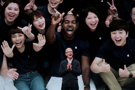 Apple не удивит пользователей новыми iPhone