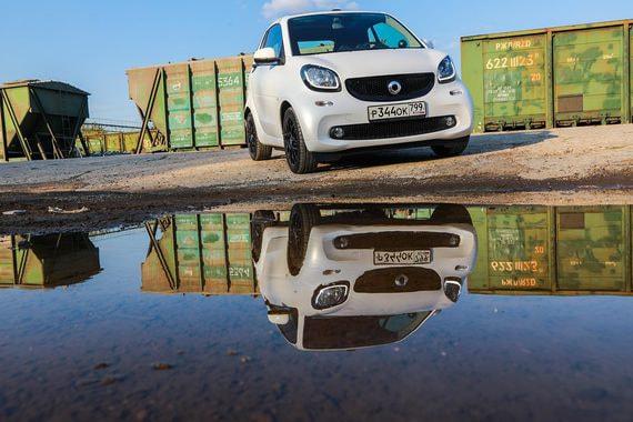 Smart Fortwo Cabrio: Микрозвезда района
