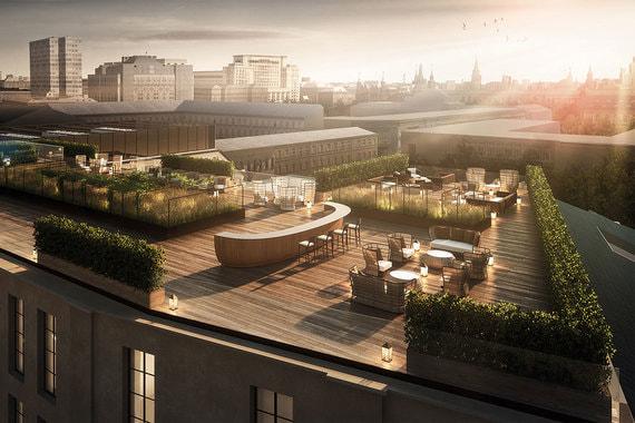 Отель Bulgari рядом с Кремлем построят MR Group и Кирилл Писарев