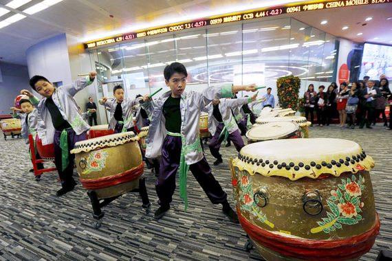 Гонконгская биржа хочет купить Лондонскую почти за $40 млрд