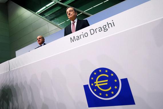 Рубль укрепляет после решения ЕЦБ снизить ставку по депозитам