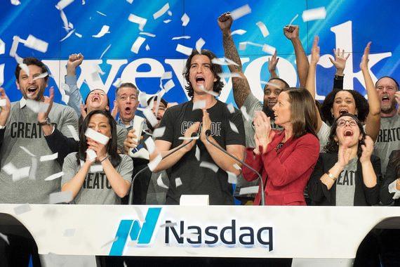 Почему у WeWork возникли проблемы с IPO