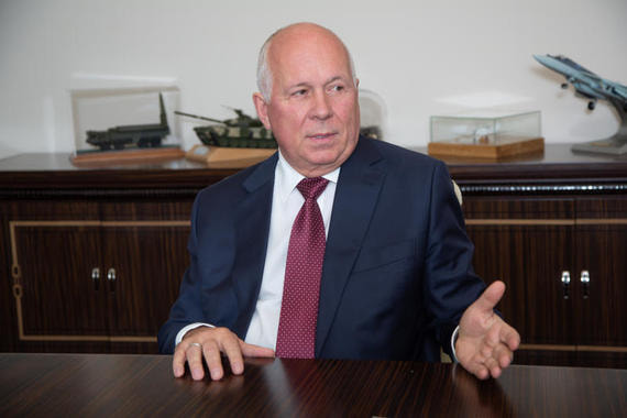 Чемезов впервые прокомментировал расследование ФБК о его недвижимости