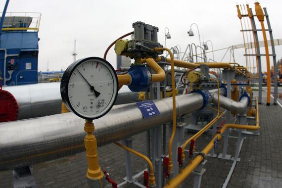 «Нафтогаз» предложил «Газпрому» вместо OPAL использовать системы Украины
