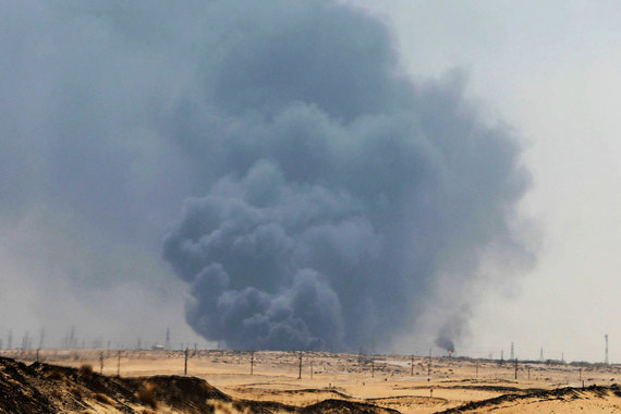 Последствия атаки дронов на нефтяные объекты Саудовской Аравии. Главное