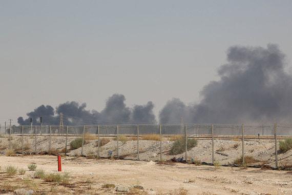 normal 1s7m Взрывы на Ближнем Востоке подогрели цены на нефть