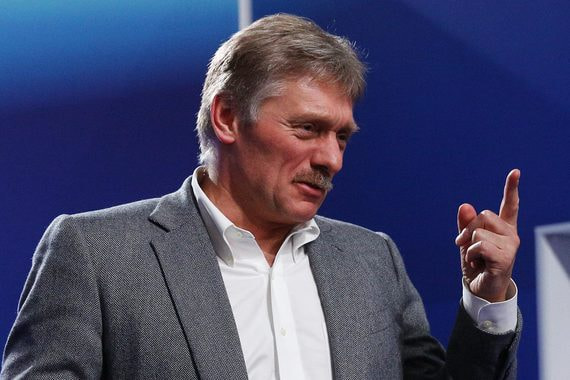 Песков исключил влияние приговора Устинову на доверие к Росгвардии