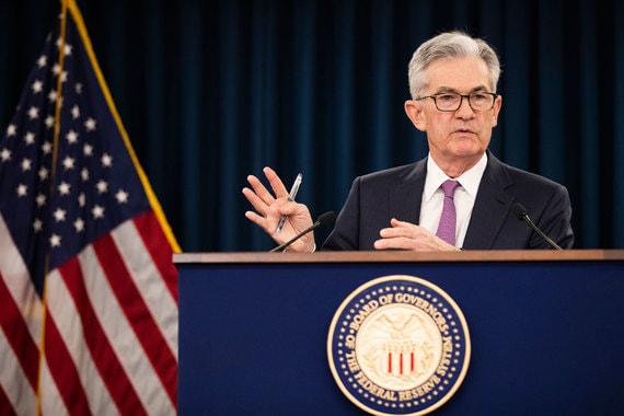 ФРС еще раз снизила процентную ставку