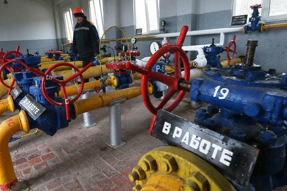 Россия и Украина снова попробуют договориться об условиях газового транзита