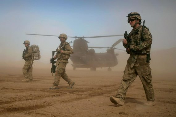 Вашингтон усиливает военное присутствие в Саудовской Аравии