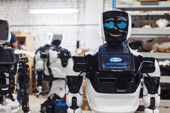 Швейцарская компания закупит около тысячи пермских роботов «Промобот»