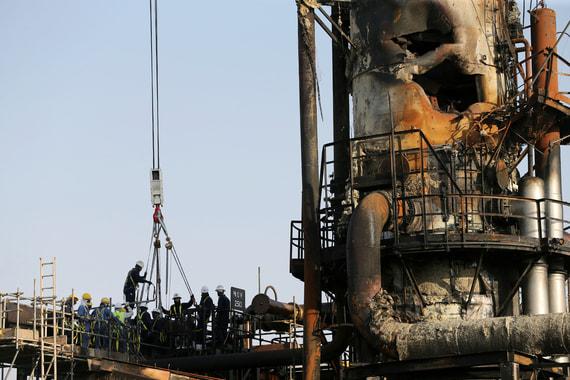 Саудовская Аравия восстановит добычу к концу сентября