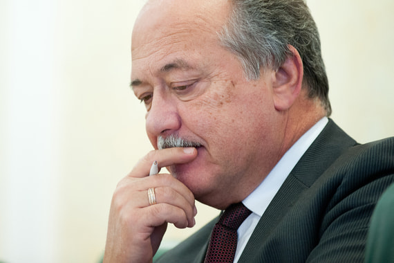 Финансами «Роскосмоса» будет заведовать бывший заместитель Лужкова
