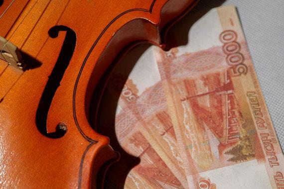 Правообладатели получат меньше половины денег от Российского авторского общества