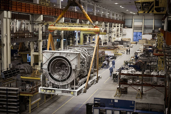 normal 1h6q «Газпром энергохолдинг» намерен купить производителя газовых турбин
