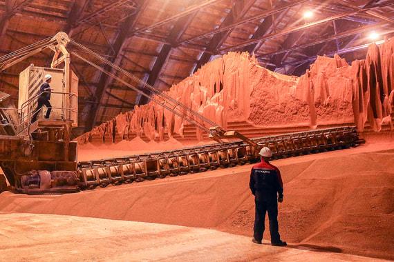 normal 1lu4 «Уралкалий» инвестирует в увеличение производства $1,4 млрд