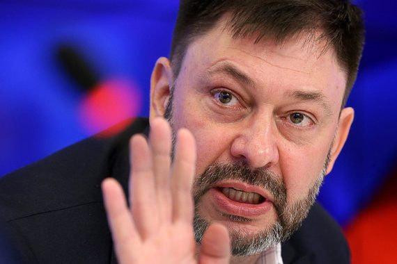 Кирилл Вышинский стал исполнительным директором «России Сегодня»