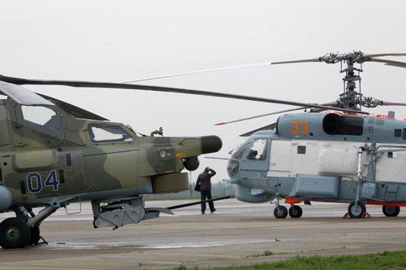 normal 1rdg «Вертолеты России» объединят легендарные конструкторские бюро Миля и Камова