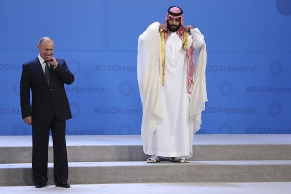 normal 13aw Путин впервые с 2007 года посетит Саудовскую Аравию