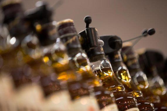 Алкогольный холдинг Рустама Тарико начал производство шотландского виски
