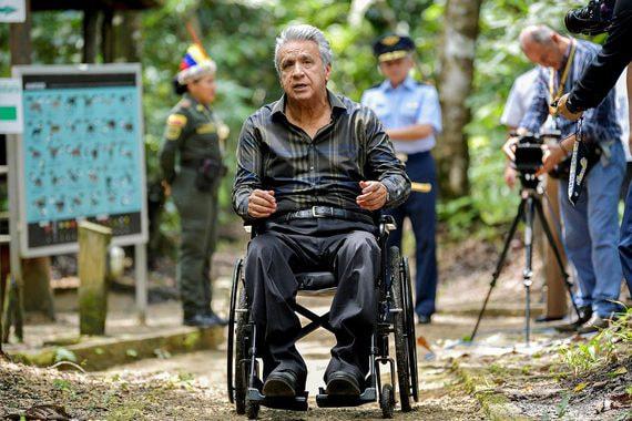 Справится ли президент Эквадора с профсоюзами и индейцами