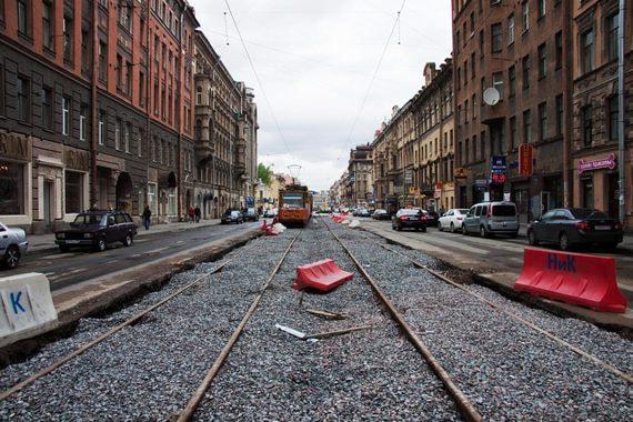 Беглов разрешил построить новую трамвайную сеть в Санкт-Петербурге