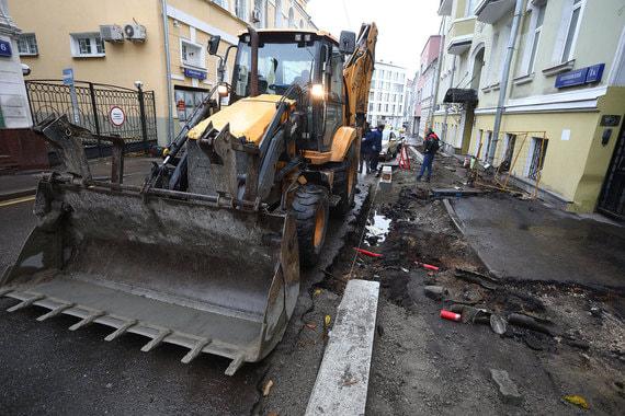 Москва переживает масштабную перестройку бордюров