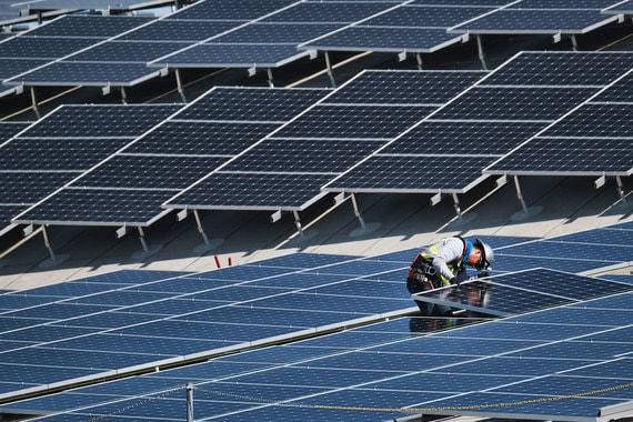 Власти хотят запретить иностранцам проектировать в России «зеленые» электростанции