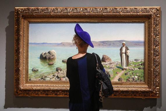 Третьяковка открывает самую большую выставку Поленова