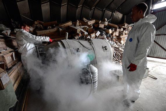 «Росатом» намерен сделать из опасных отходов вторичное сырье