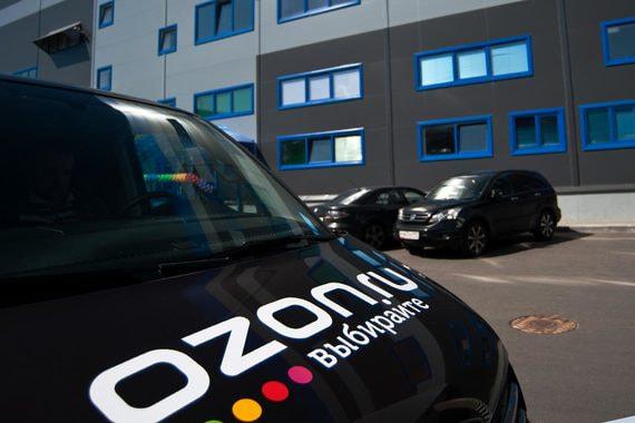 Ozon запустил доставку повседневных товаров за 40 минут