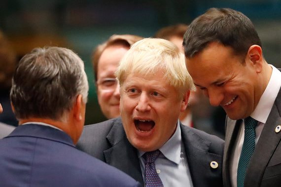 Борису Джонсону удалось заключить новую сделку с ЕС