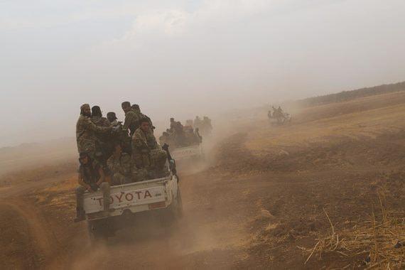 Турция и США дороговорились о приостановке военной операции в Сирии