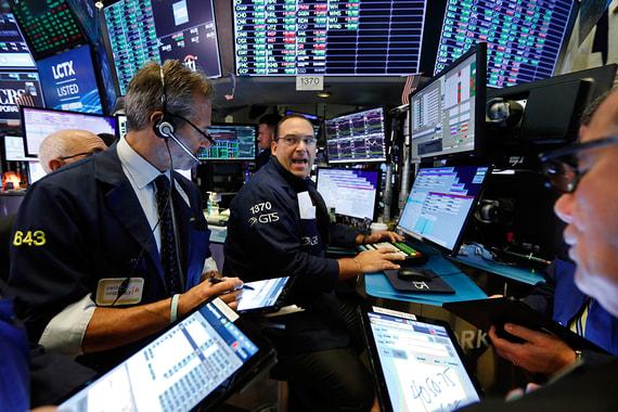 Американские брокеры готовы торговать акциями по частям