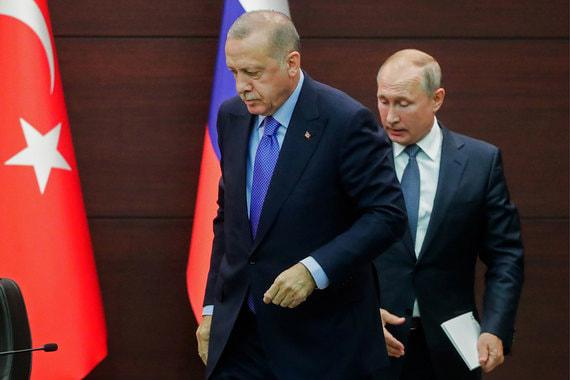Россия и Турция поищут общие интересы на севере Сирии
