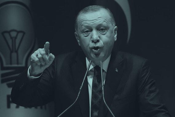 Эрдоган заключил перемирие с Трампом