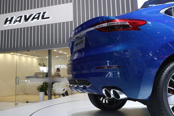 Китайская Haval хочет потеснить кроссоверы Hyundai и Kia в России