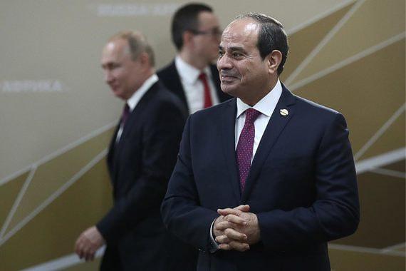 Путин напомнил лидерам Африки о списанном долге в $20&nbspмлрд