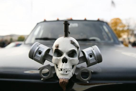 Автомобили тормозят мировую экономику