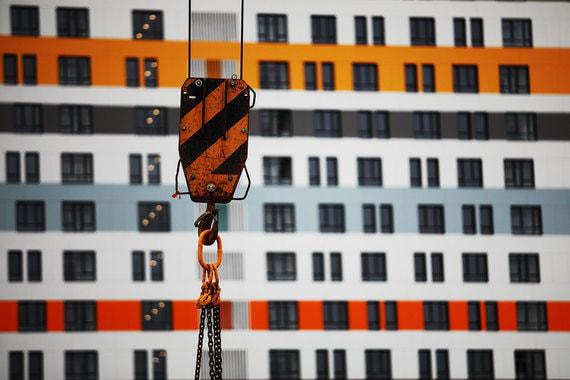 В ближайшие три года Москва построит за счет бюджетных средств 3,4 млн кв. м жилья
