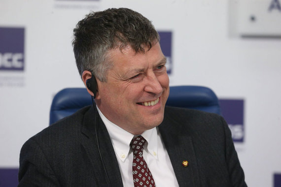Генеральный директор Британского совета: «Наши связи с Россией не прерываются»