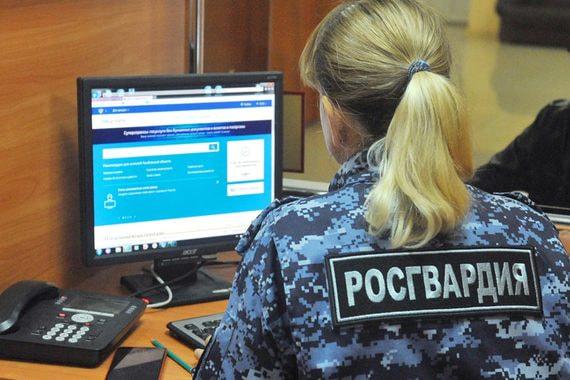 Росгвардия купила российский офисный софт на 60 млн рублей