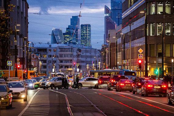 Мэрия Москвы заказала новую транспортную стратегию города