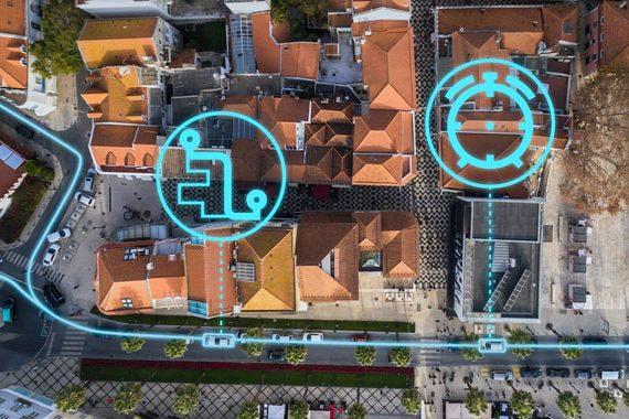 Volkswagen протестирует квантовый навигатор