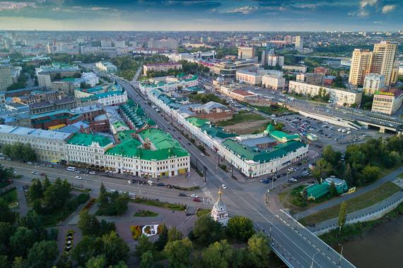 Самые худшие города России по качеству городской среды