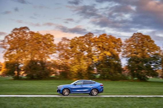BMW X6: Купить дракона