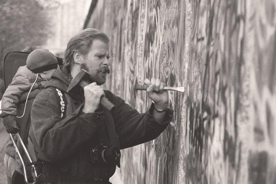 Урок Берлинской стены