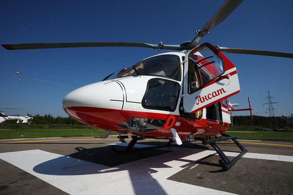 normal 1sfg Спрос на новый российский вертолет оказался слабым из за малой дальности полета